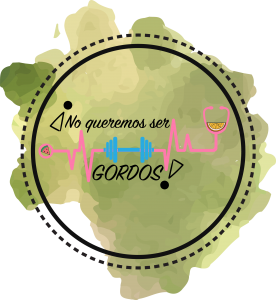 No queremos ser gordos